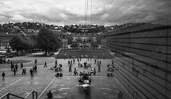 The Reflection (Andreas Mezger - Photography) Tags: nikon d810 35mm 18 stuttgart