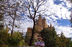 Segovia, Castilla y León, España. (Caty V. mazarias antoranz) Tags: segovia españa spain ciudadesespañolas alcázar catedral lagrandama castillayleón castilla acueductos patrimoniodelahumanidad arte turismo belleza cochinillo cordero cándido duque bernardino catedraldesegovia alcázardesegovia acueductodesegovia provinciadesegovia leoncia