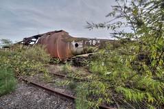 torp6 (Geert Orange_Crush VP) Tags: abandoned transport trains steel urbex belgium