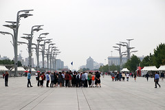 Beijing Central Spine (NTG842) Tags: beijing china olympic parkbirds nest stadium