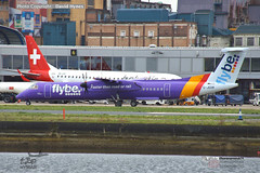Flybe G-JEDR Dehavilland Dash 8 at London City Airport October 2019 City of Dublin (bananamanuk79) Tags: pictures aviation airplane airport london flying flight runway air travel transport pilot avgeek airways takeoff departure flyer vehicle outdoor airliner jet jetliner flyers travelling holiday logo livery painted airplanes aicraft photos airline airliners airlines city lcy egcl stol centre dehavilland dash8 dash8q400 flybe gjedr