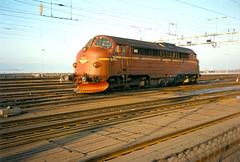 NSB Di 3 622 (Stig Baumeyer) Tags: diesellocomotive diesel diesellokomotive diesellok diesellokomotiv di3 nsb nsbdi3 norgesstatsbaner nohab nohabgm nydqvistholm gm generalmotors gm16567 emd electromotive trondheim trollhättan