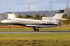 SE-DJK (GH@BHD) Tags: sedjk dassault falcon dassaultfalcon7x falcon7x svenskiindustriflygab bizjet corporate executive aircraft aviation trijet vip bhd egac belfastcityairport