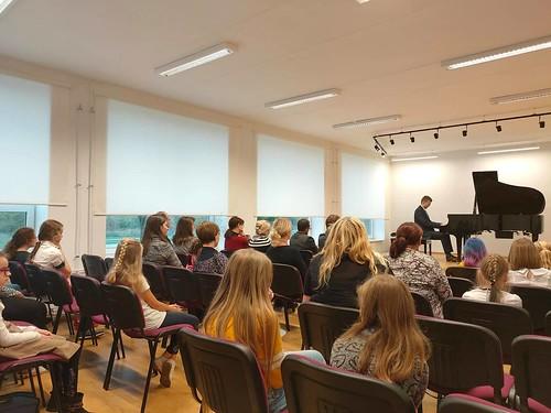 Sten Lassmann Paldiski muusikakoolis