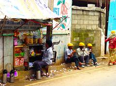 workers (stevan.stevanovic81) Tags: india bnagalore workers rest