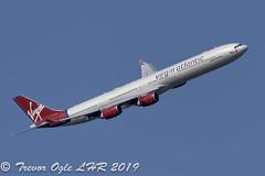 DSC_3923Pwm (T.O. Images) Tags: virgin atlantic airbus a340 a340600 london heathrow lhr