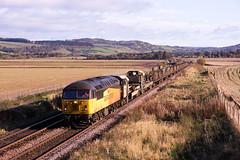 Perthshire Grid (stevenjcrozier) Tags: 56302 colas 6k30 craiginches south carlisle forteviot
