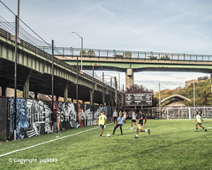 F.C. Harlem Soccer Practice Field, Riverside Park, New York City (jag9889) Tags: 2019 20191026 blues board bridge bridges bruecke brücke calcio chelseafc chelseafootballclub crossing epl england englishpremierleague fcharlem field football footballclubharlem fussball futbalo futebol fútbol graffiti hamiltonheights harlem henryhudsonparkway infrastructure leadersinourneighborhoods lions london manhattan mural ny nyc newyork newyorkcity nike outdoor painting pont ponte puente punt riversidepark sign soccer soccerplayer span streetart structure tagging text usa unitedstates unitedstatesofamerica jag9889