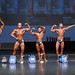 Men's Classic Physique - Junior 4th Mohammad Whudne -2nd Jack Craddock-1st Ralph Tapon-3rd Khashayar Modabber Dabbagh- 5th Satveer Rai-2