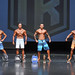 Men's Physique - Masters 40+ - 4th Scott Newman-2nd Alberto Woods-1st Ron Bui-3rd Martin Gendron-2