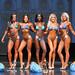 Women's Bikini - Class E - 4th Ariel Spalding-2nd Simone Wang-1st Rhoda Allie-3rd Erika Eisele- 5th Jessica Farrell-2-2