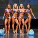 Women's Bikini - Class A - 4th Jingjing Li-2nd Samantha Bateman-1st Daryl Marie Bouchard-3rd Lorena Gonzalez Munoz-2-2