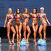 Women's Bikini - Class D - 4th Regan Fuerstner-2nd Kathryn Rogers-1st Carleigh Merritt-3rd Ashley Marcoux- 5th Shannon Zen-2-2
