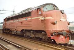 NSB Di 3 620 (Stig Baumeyer) Tags: diesellocomotive diesel diesellokomotive diesellok diesellokomotiv di3 nsb nsbdi3 norgesstatsbaner nohab nohabgm nydqvistholm gm generalmotors gm16567 emd electromotive trondheim trollhättan