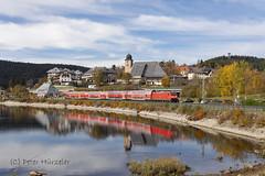 IMG_00246792_2019-10-23 (huerz) Tags: db br146 1462050 deutschland schluchsee regionalbahn reisezug personenzug regionalzug rb17276 badenwürttemberg dreiseenbahn