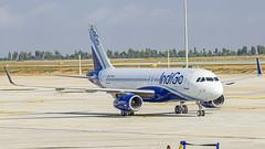 Indigo Airbus A320 VT-IAY Bangalore (BLR/VOBL) (Aiel) Tags: indigo airbus a320 vtiay bangalore bengaluru canon60d