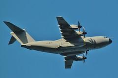 Airbus A400M Atlas C1 ZM419 at home base , RAF Brize - Norton . (Bob Symes) Tags: zm419 raf bzz atlas atlasc1 airbus turboprop a400m