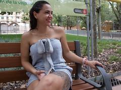 Bibiana, de Colòmbia, una noia que sembla que el seu estat natural sigui el somriure i va acceptar la meva càmera amb tota naturalitat. Foto feta als Jardins Montserrat, Barcelona. (heraldeixample) Tags: heraldeixample bcn barcelona spain espanya españa spanien catalunya catalonia cataluña catalogne catalogna noia girl chica fille menina mädchen merch cailín ragazza pige девушка fată 女の子 jente 女孩 κορίτσι dona woman mujer frau femme fenyw bean donna mulher femeie 女人 kadın женщина หญิง boireannach kobieta 铁 somrís smile sonrisa sourire somriure lächein grin maca bella pretty guapa jolie beautiful belle fermosa ngc albertdelahoz