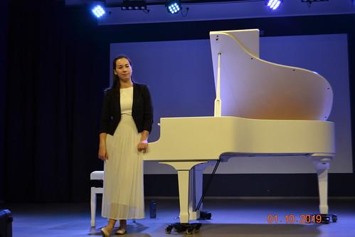 Karolina Žukova (pianist) Maardu vaba aja keskuses