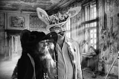 Last Night in Baltimore (ozoni11) Tags: nikon nikonz6 z6 nikonz bw blackandwhite creep creepy clown clowns horror scary nightmare haunted hauntedhouse fae faerie faeries unseelie unseelies composite composites ozoni11 michaeloberman michaelobermanphotography baltimore maryland baltimoremaryland