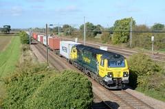 70020 aa Marholm 181018 D Wetherall (MrDeltic15) Tags: eastcoastmainline freightliner class70 70020 marholm ecml