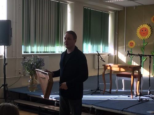 Juhan Uppin Pärnu-Jaagupi põhikoolis