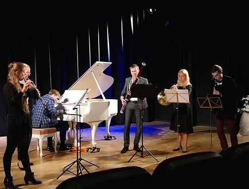 Muusikapäev Tapa Kultuurikojas. Mai Kroonmäe