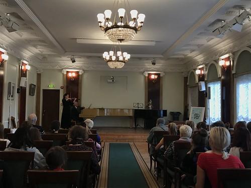Vene Filharmoonia Vene kultuurikeskuses