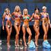 Women's Bikini - Grandmasters - 4th Colette Lyhne-2nd Jennifer Singleton-1st Sheri Amendt-3rd Helen Fong- 5th Shannon Zen-2-2