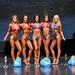 Women's Bikini - Class C - 4th Sophie Embley-2nd Suzana Stojak-1st Kimberly Lubinich-3rd Danielle Loiselle- 5th Richelle Seward-2-2