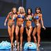 Women's Bikini - Class B - 4th Jess Wallace-2nd Katrina Webb-1st Candice Yang-3rd Waleska Lock-2-2