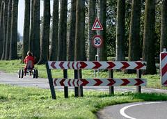 Playground. (Eduard van Bergen) Tags: playground farmers children holland gocart trapauto trapwagen pedalcar