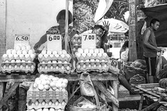 Eggs (Beegee49) Tags: street people market eggs blackandwhite monochrome sony city philippines asia a6400 stall selling bw talisay
