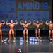 Men's Bodybuilding - Heavyweight - 4th Bradley Swart - 2nd Adam Fedoriuk -1st Kyle Engelmyer -3rd Ram Gill - 5th Tyler Ford-2