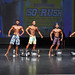 Men's Physique - Junior - 4th Mohamed Azab-2nd Mohammad Whudne-1st Khashayar Modabber Dabbagh-3rd Satveer Rai- 5th Jay Schaub-2