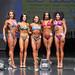 Women's Figure - True Novice - 4th Luana Ketting Olivier-2nd Katie Southam-1st Suneeta Whiteside-3rd Mindi Gill- 5th Norma Jean Neufeld-2