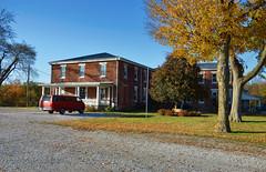Montgomery County Poor Farm (Christian B. Webb) Tags: thisoldhouse indiana poorasylum poorfarm preservethroughphotos preserved brick building usa nikon nikonusa