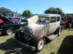 1930 Ford Model A (smaginnis11565) Tags: ford modela sedan carshow haverstraw newyork rocklandcounty 2019