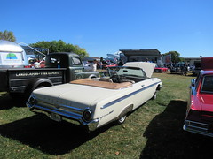 1962 Ford Galaxie 500 Convertible (smaginnis11565) Tags: ford fordgalaxie500 convertible sunlinermodel carshow haverstraw newyork rocklandcounty 2019