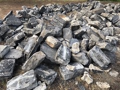 A pile of bluestone (birdsey7) Tags: stone cf19