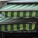 Green awnings