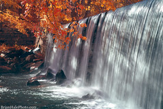 IR Chrome filter in Sutton (Brian M Hale) Tags: waterfall water fall falls autumn foliage ir infrared chrome irchrome kolari vision kolarivision newengland sutton brian hale brianhalephoto long exposure breakthrough filters ma mass massachusetts usa