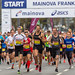 Frankfurter Marathon Amateurfeld Start