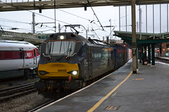 Direct Rail Services 88008 Ariadne (Will Swain) Tags: carlisle station 28th september 2019 cumbria north west lake district lakes county train trains rail railway railways transport travel uk britain vehicle vehicles england english europe transportation class direct services 88008 88 008 ariadne