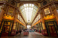 Leadenhall Market (cantilevers) Tags: london leadenhallmarket diagonalley