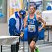 Dylan US Amerikaner beim Frankfurt Marathon landet in den Top 20