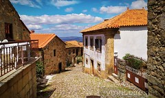 Linhares da Beira (vmribeiro.net) Tags: portugal architecture old ancient house street sky outdoors town antique horizontal color image linhares da beira centro europe southern portuguese culture no people built structure gothic style wall building feature stone material tradition medieval exterior civilization day xiaomi redminote7 insta