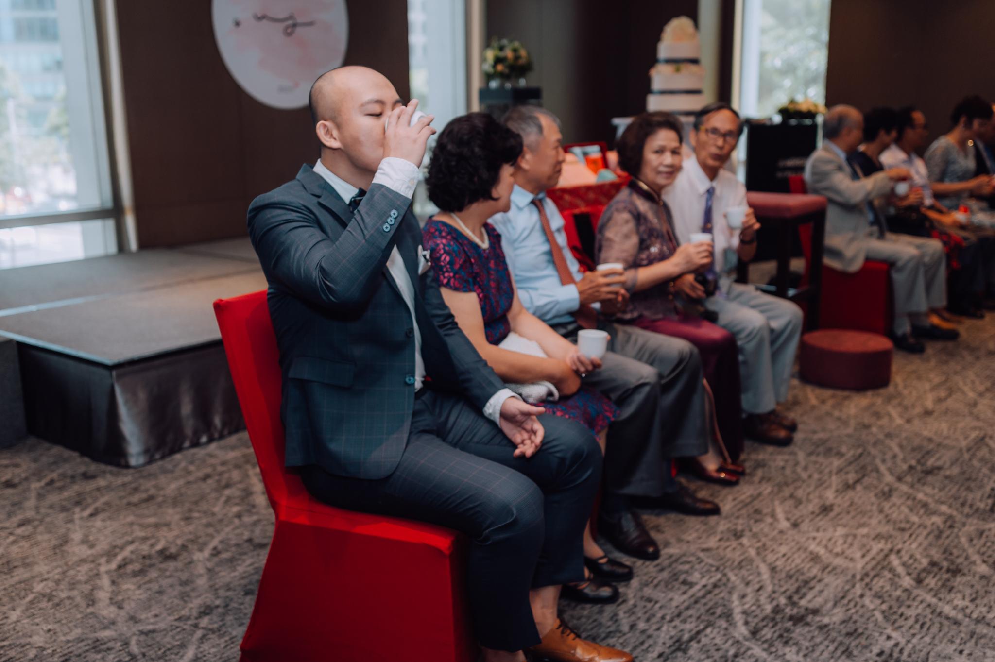 《婚禮紀錄》James & Vicky / 艾美酒店 / 良大攝影工作室
