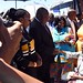President Cyril Ramaphosa hands over house keys to Nkgono Veldman