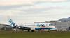 G-FBJC Embraer, Edinburgh
